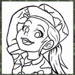 Imprimir Desenhos para o Dia do Soldado: Clip Art GRÁTIS !!