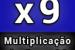 Número 9 - Multiplicação do 1 ao 20