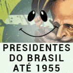 Presidentes do Brasil até 1955