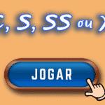 Jogo Ç, S, SS e X