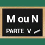 Jogue Grátis: Palavras com M ou N – Parte V