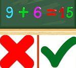 Equações: certo ou errado