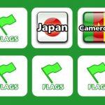 Jogo da Memória – Bandeiras