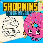 Desenhos para colorir Shopkins